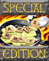 SCRABBLE - Scrabble Eggs Badge